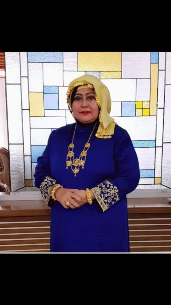 SOFIA JOESOEF DIMAKAMKAN DI SAMPING MAKAM ABDUL FATTAH